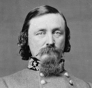 Gen. George E. Pickett, C.S.A.