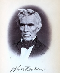 John J. Crittenden, in December 1860, authored the Crittenden Compromise, a series of resolutions and constitutional amendments he hoped would avert the Civil War,