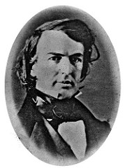 A likeness of Jones when he was editor  and majority owner of the Daily Madisonian during President John Tyler's administration.